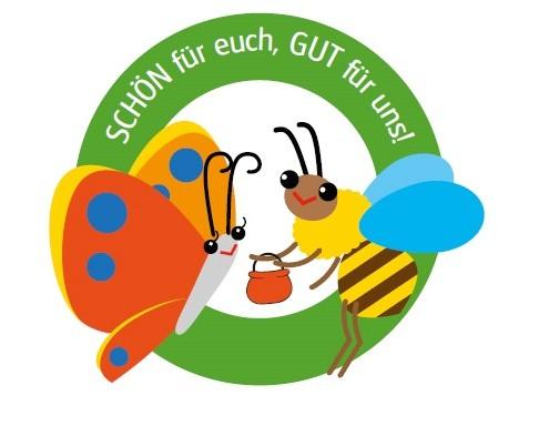 LogoBienenpflanzen